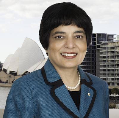 Dr. Marlene Kanga